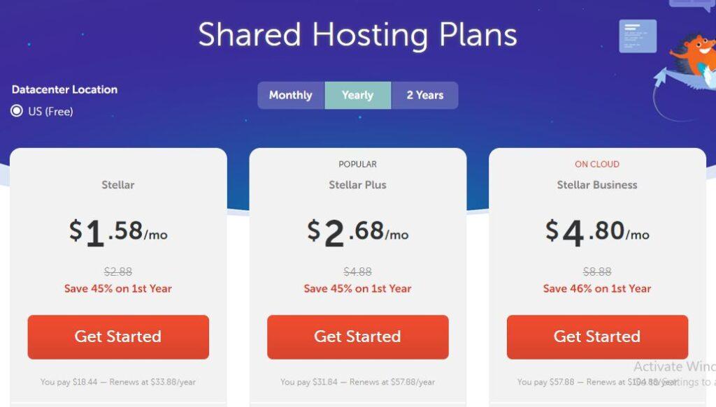 create a WordPress Website on a budget