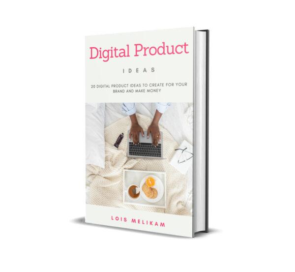 Digital Product Ideas