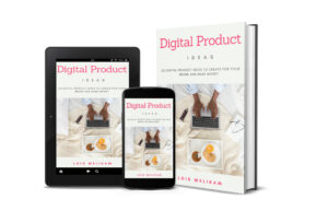 20 Digital Product Ideas